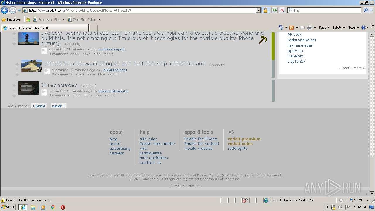https://google com | ANY RUN - Free Malware Sandbox Online