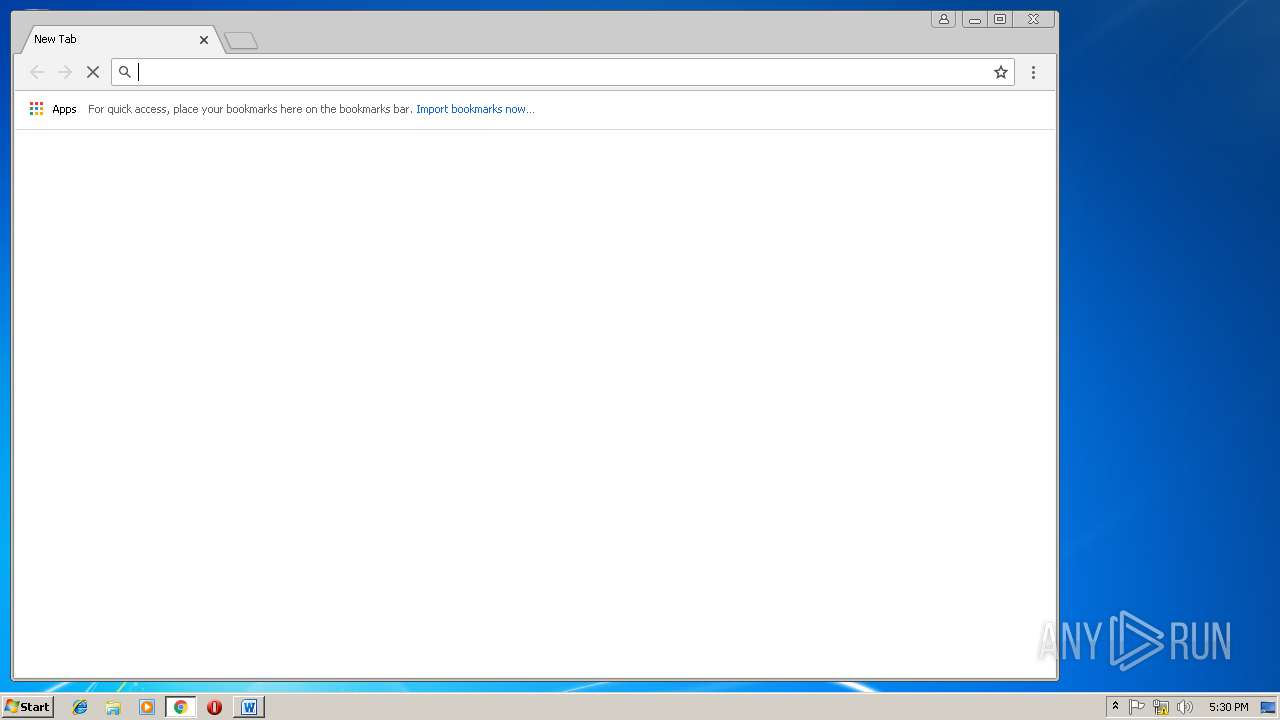 Screenshot of b26c63b0abc0fee5b31bc57e3b31da6abc62c274e36c9c0b6edca9d2962ac9dd taken from 107611 ms from task started