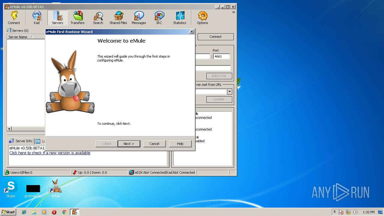 eMule0 50b_BETA1-Installer exe