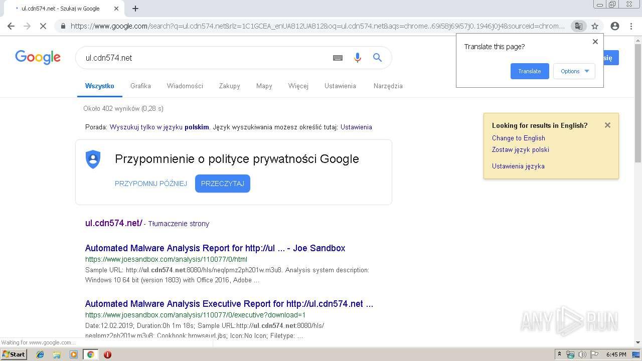 Google Chrome Hls