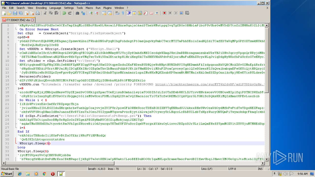 Screenshot of a2657c389999eab21c1bdde131aa8d831baea16a4337a2e4a08fdf7314d60299 taken from 161980 ms from task started