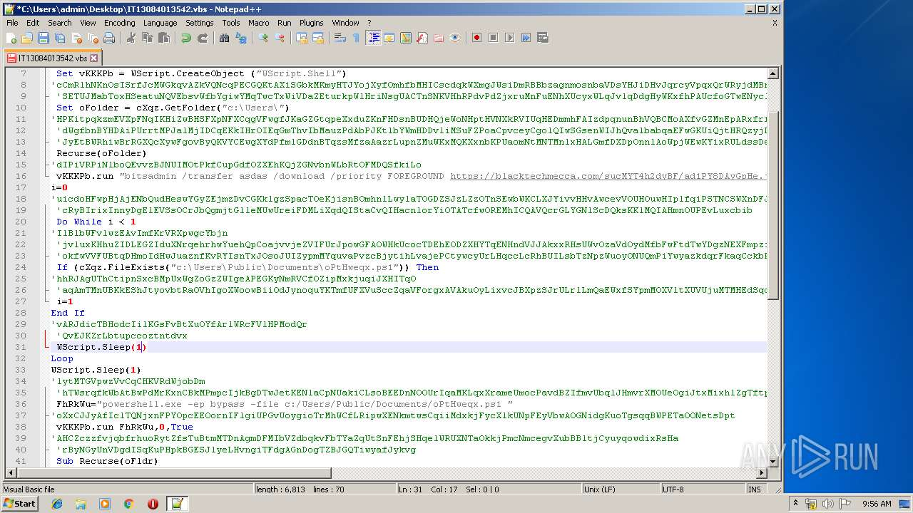 Screenshot of a2657c389999eab21c1bdde131aa8d831baea16a4337a2e4a08fdf7314d60299 taken from 160979 ms from task started