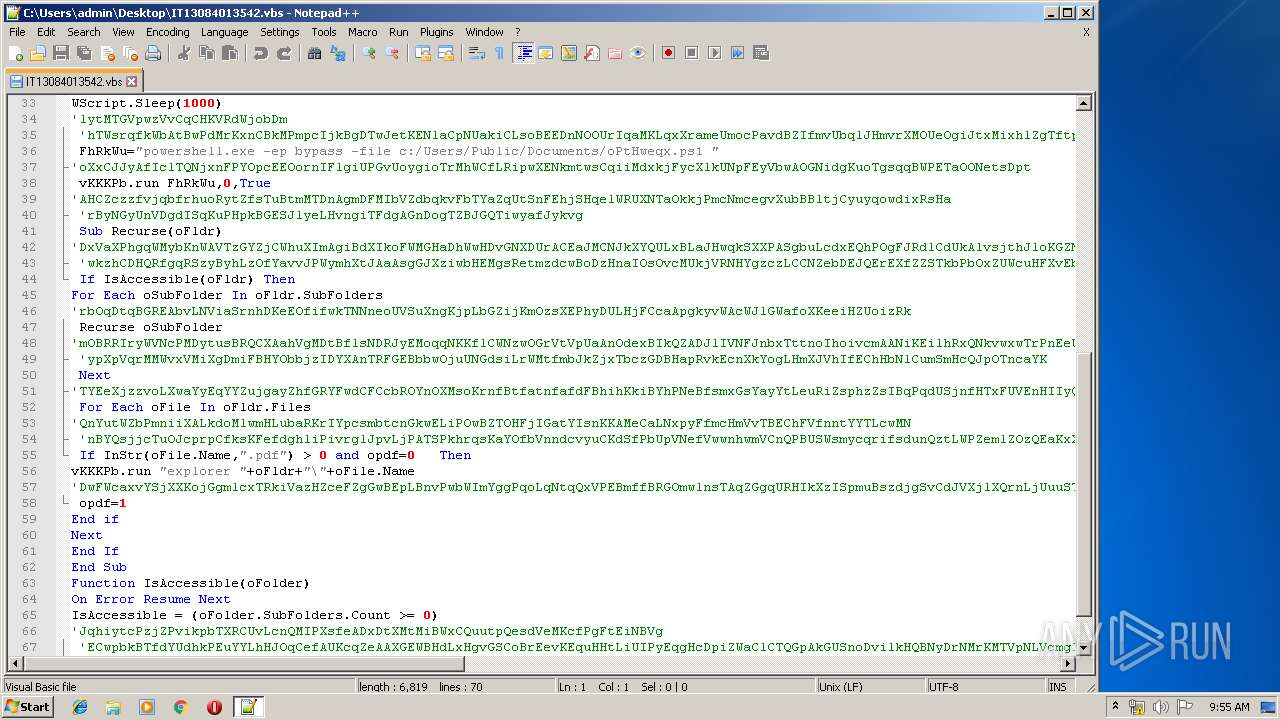 Screenshot of a2657c389999eab21c1bdde131aa8d831baea16a4337a2e4a08fdf7314d60299 taken from 130590 ms from task started