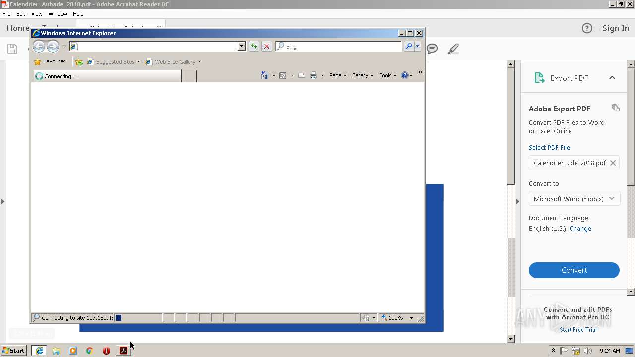 Screenshot of cc18af9315341fdb1b3d01df26bc70e4d5e96ea0d2ef4790afa4c6fa3d8b3c83 taken from 230254 ms from task started