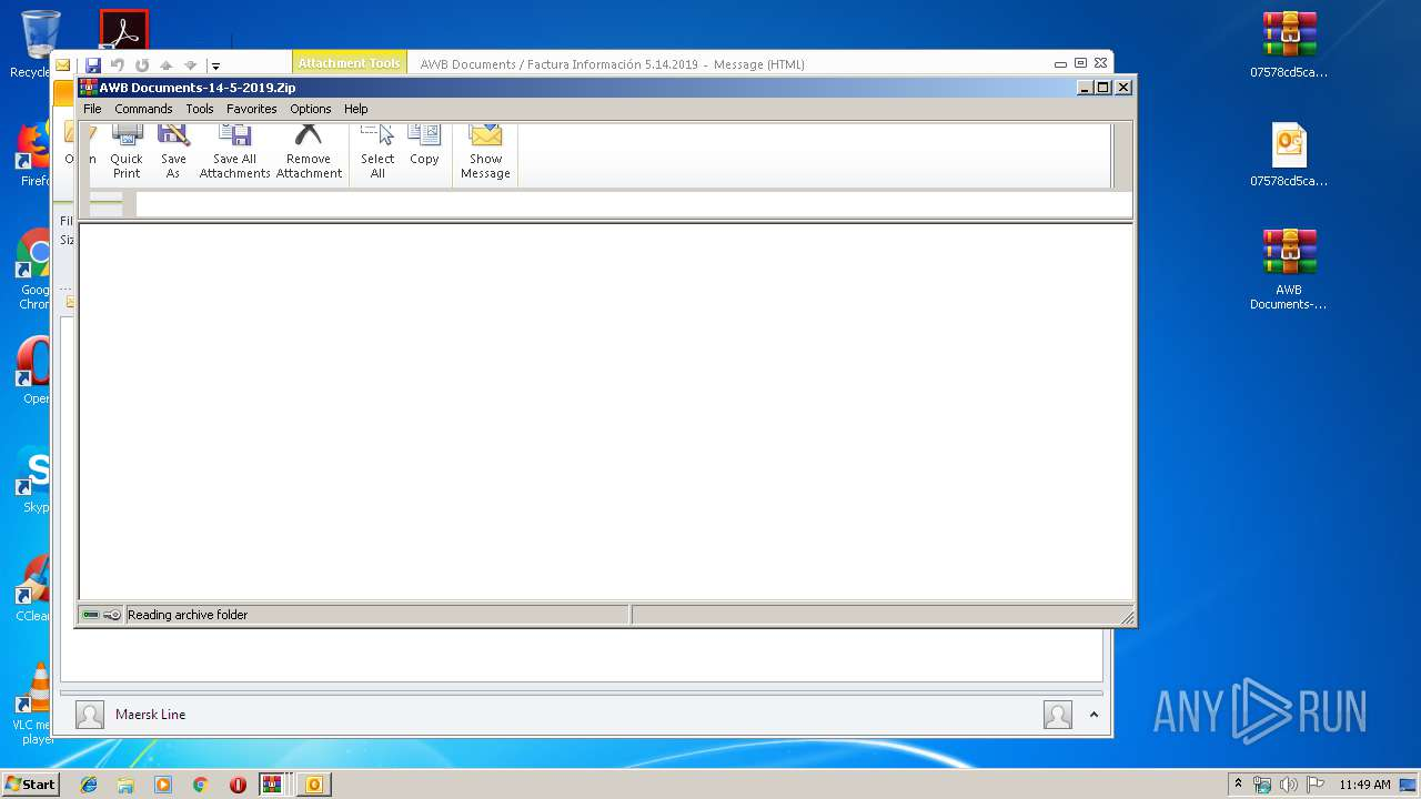 Screenshot of db4ce6e7b2c89b0e2c3dda13c2c54147a0f25440df4db10ffac18a1495144182 taken from 61836 ms from task started