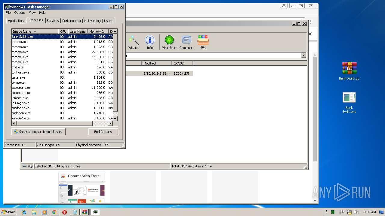 Screenshot of 2cd07800636b80c675eedbcebdede35ee6b8b06475de78325ca21a742d21b5e7 taken from 107065 ms from task started