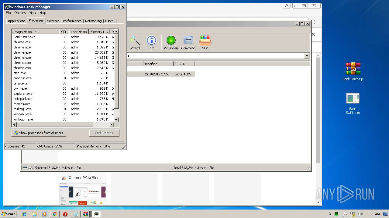 Screenshot of 2cd07800636b80c675eedbcebdede35ee6b8b06475de78325ca21a742d21b5e7 taken from 100034 ms from task started