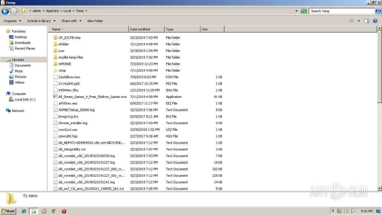 Screenshot of 9948315750fc4307f9b488bba9c87e61d36309c68100f868bbfec0fc860ee300 taken from 243891 ms from task started