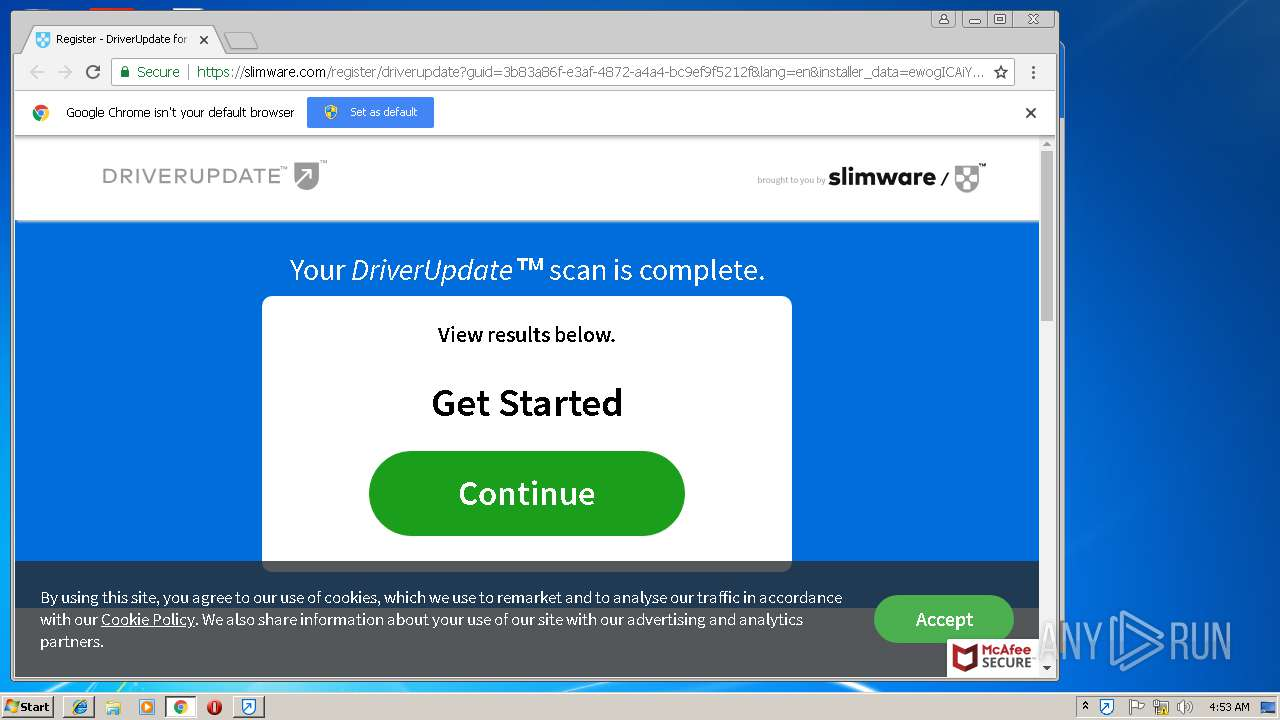 Slimware utilities driverupdate registration key
