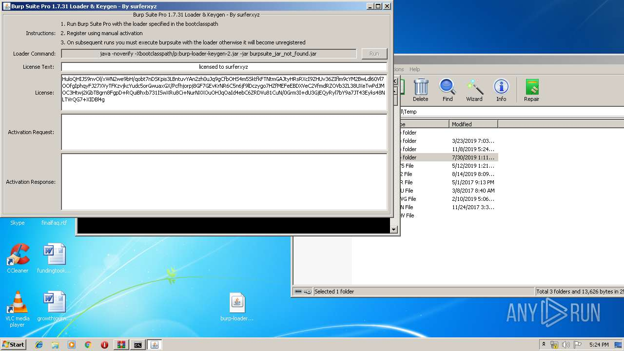 Screenshot of bcd2fa3e86b61dcca41d94e7a059ff12ef9d061f97b1e784e76c4b123682e901 taken from 90551 ms from task started