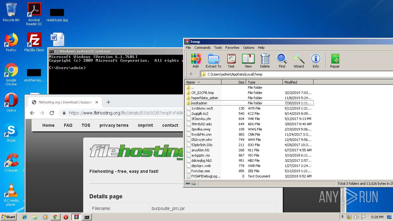 Screenshot of bcd2fa3e86b61dcca41d94e7a059ff12ef9d061f97b1e784e76c4b123682e901 taken from 307921 ms from task started