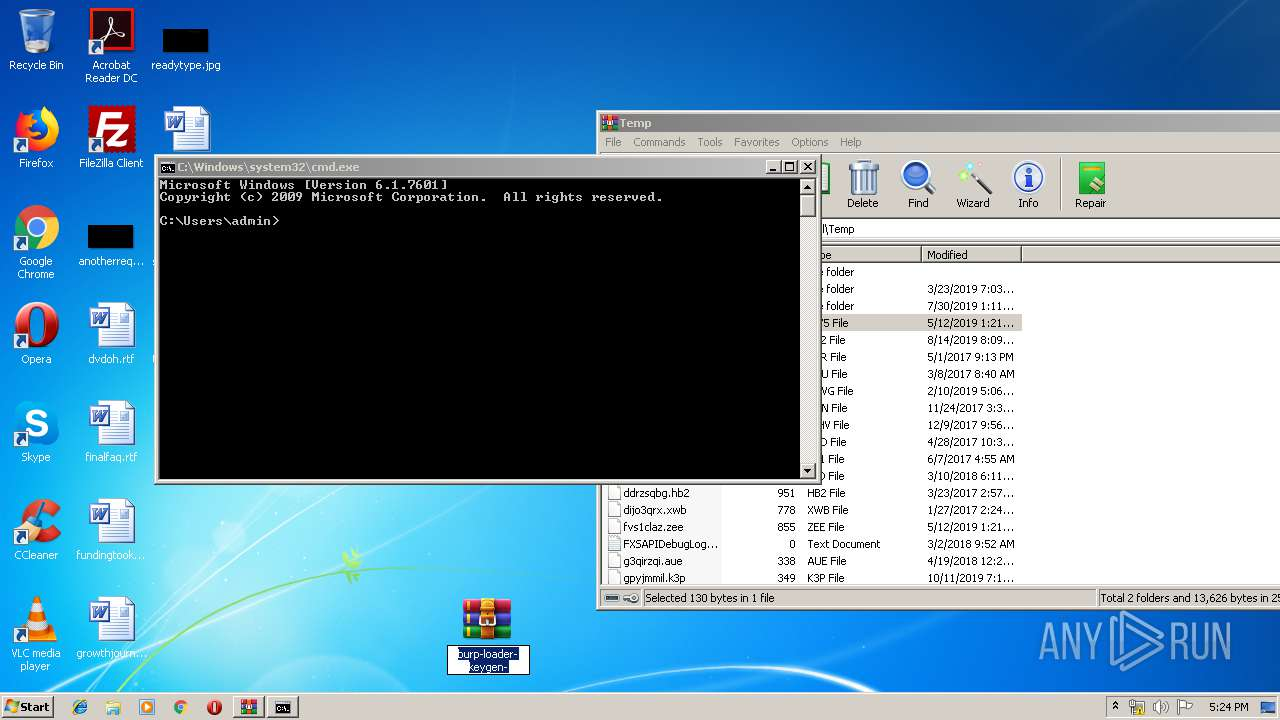 Screenshot of bcd2fa3e86b61dcca41d94e7a059ff12ef9d061f97b1e784e76c4b123682e901 taken from 81506 ms from task started