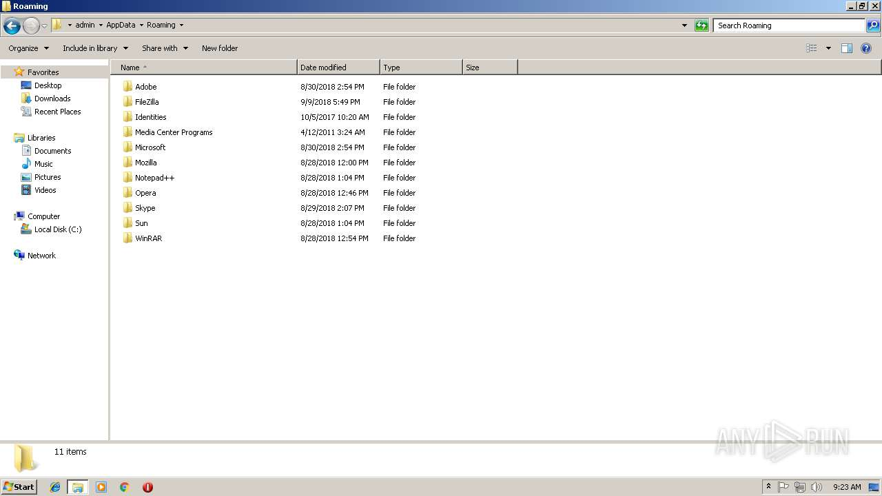 Screenshot of unknown taken from 188596 ms from task started