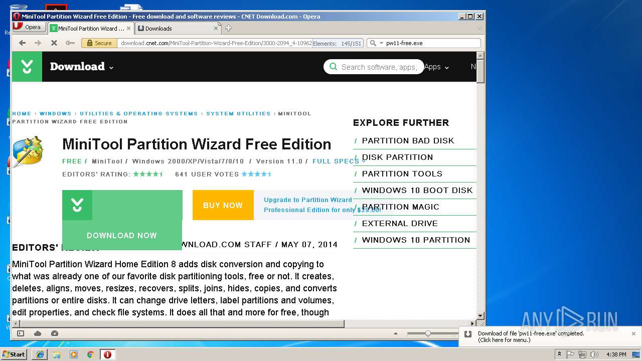 Cnet download pc wizard page