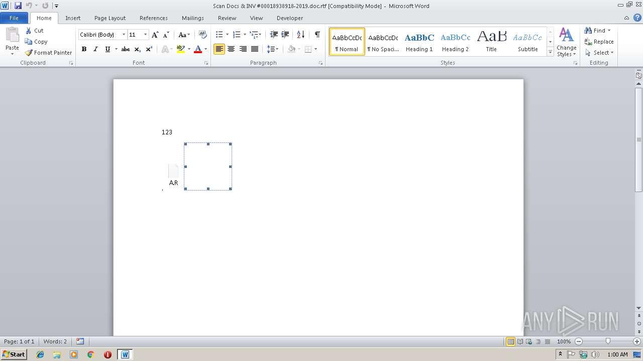 Screenshot of dd47c39fa54fc00f3f71f79e8846a6fc38ac7a8fe2bc88e4410c436da4fdf856 taken from 51984 ms from task started