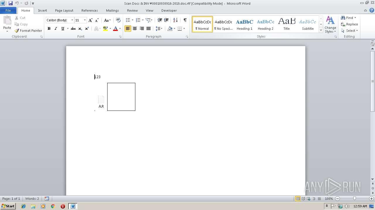 Screenshot of dd47c39fa54fc00f3f71f79e8846a6fc38ac7a8fe2bc88e4410c436da4fdf856 taken from 46944 ms from task started