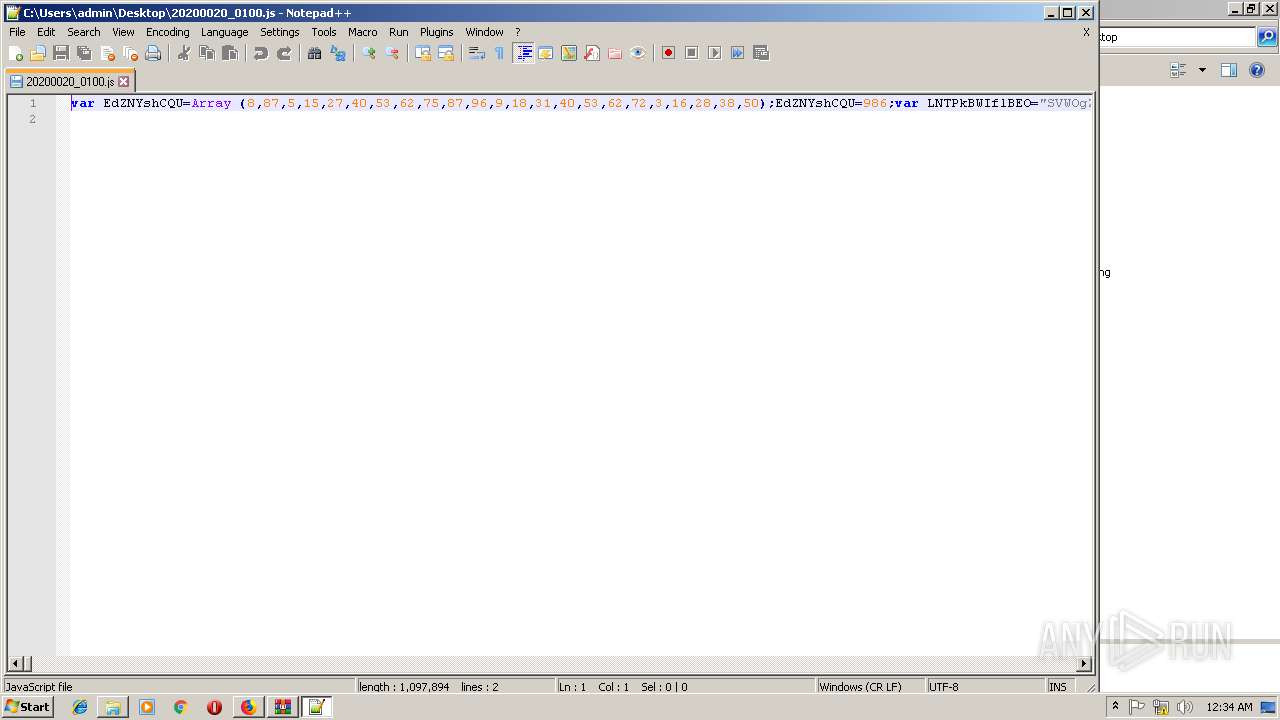 Screenshot of unknown taken from 106930 ms from task started