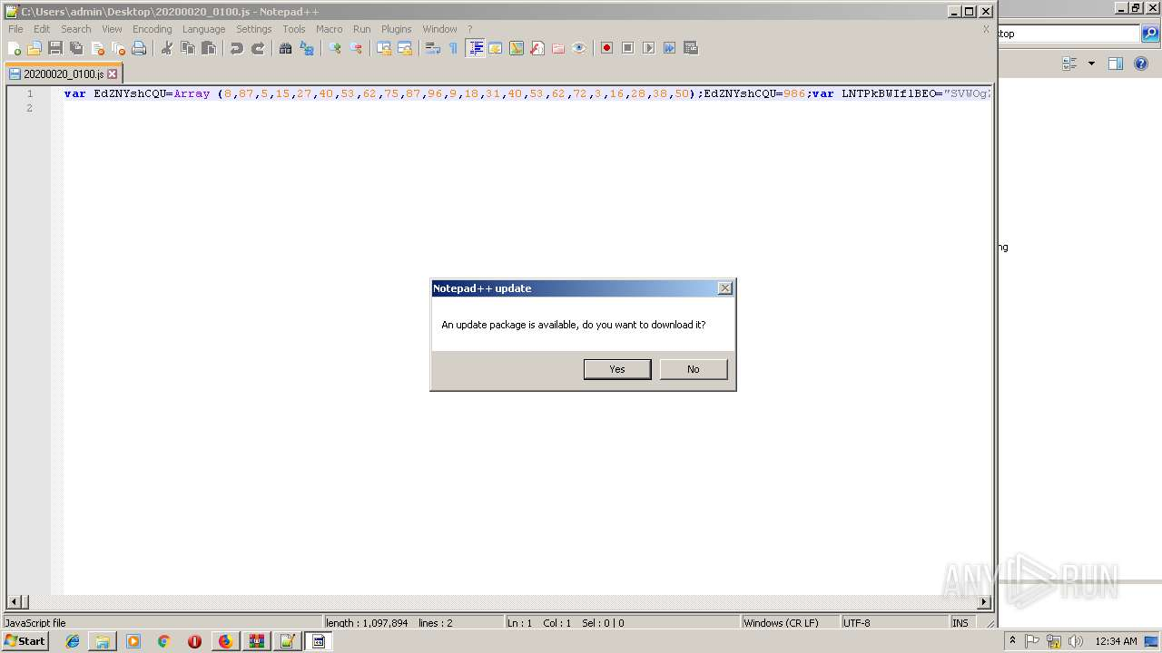 Screenshot of unknown taken from 104906 ms from task started