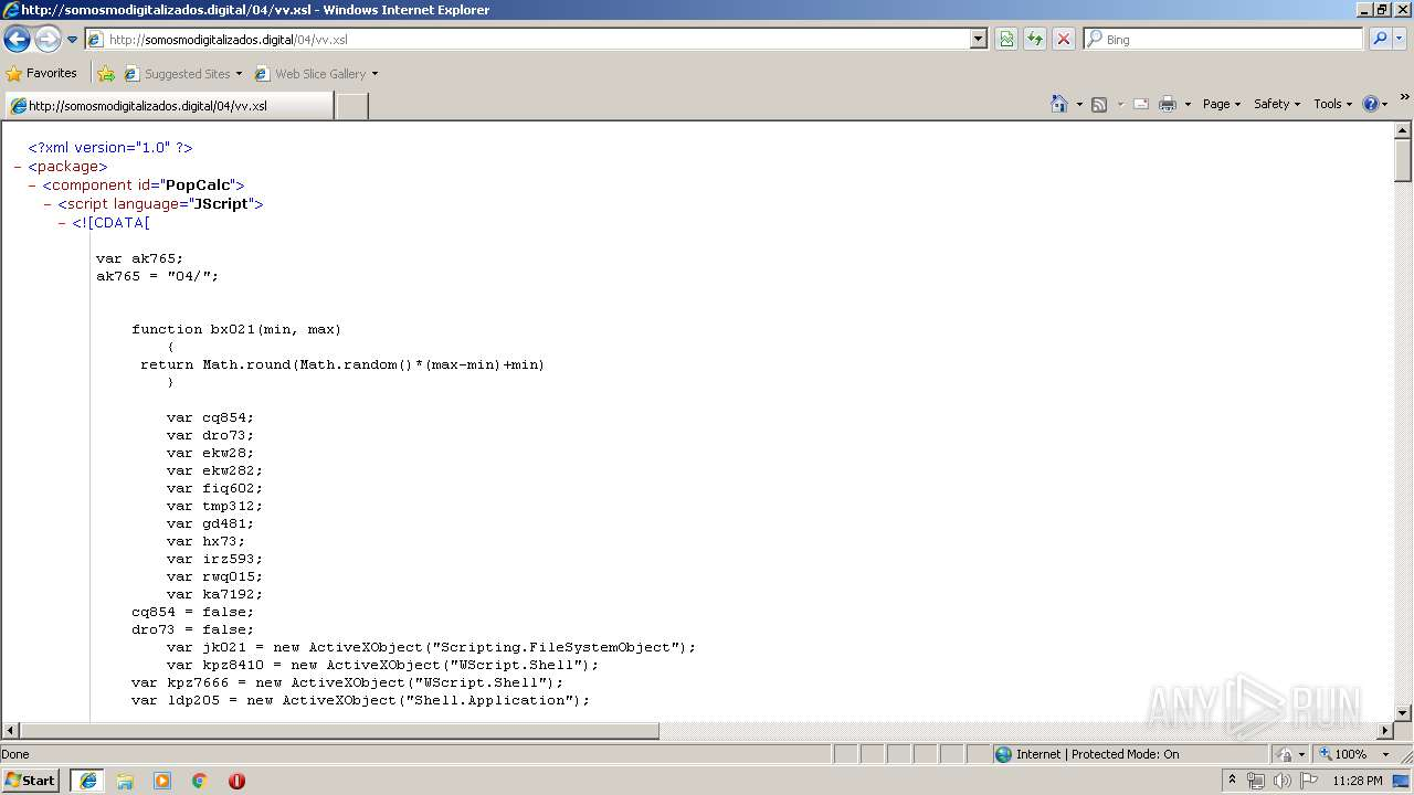 Screenshot of unknown taken from 36446 ms from task started