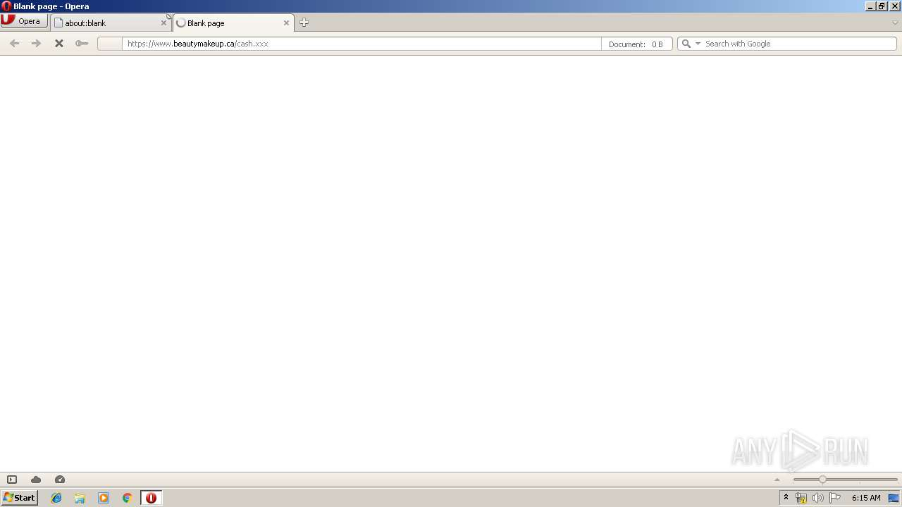 Screenshot of unknown taken from 30364 ms from task started