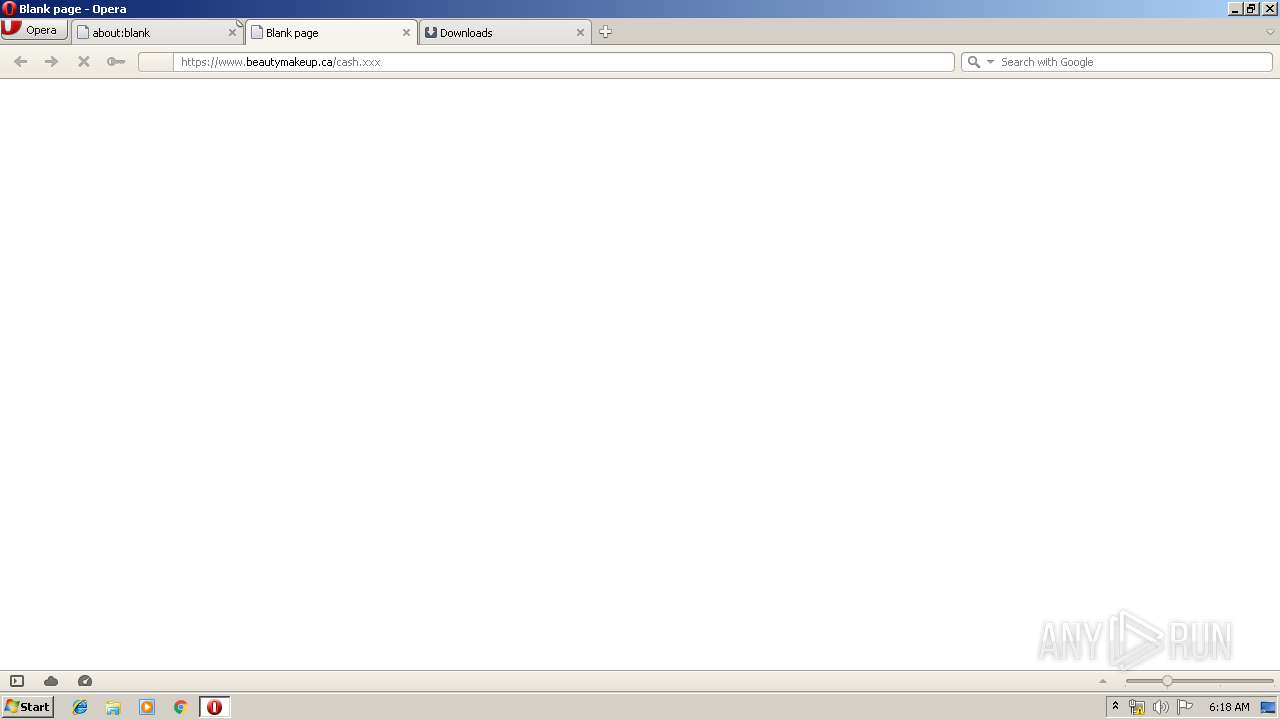 Screenshot of unknown taken from 217294 ms from task started