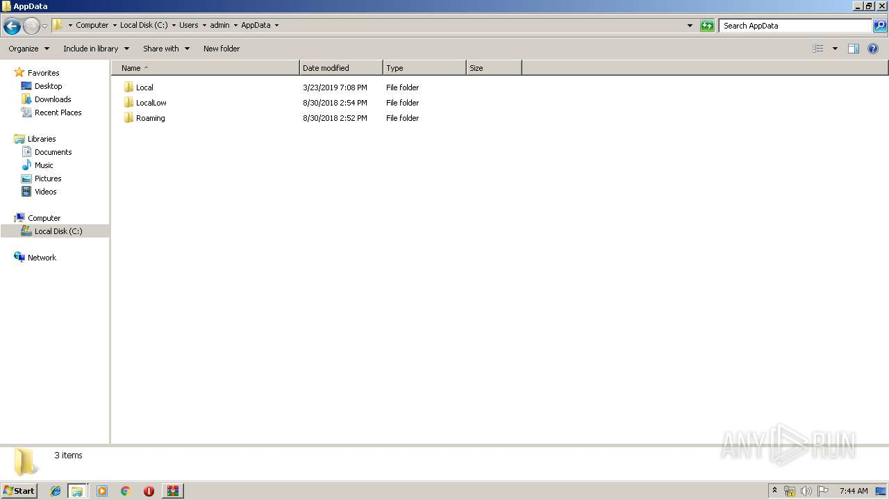 Screenshot of 9ccdb6f1f64bb12fddcd339318894ee927a53342b11e41abe243bcf3aa36276a taken from 213843 ms from task started