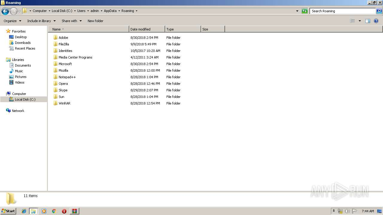 Screenshot of 9ccdb6f1f64bb12fddcd339318894ee927a53342b11e41abe243bcf3aa36276a taken from 214846 ms from task started