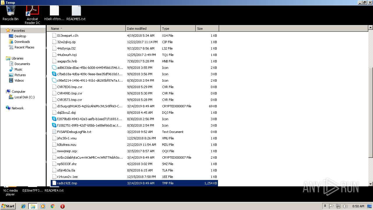 Screenshot of bc606f2f87a87d5735e9afa9a2d855f9b10cf0b96e43cd82a09ef556bd41562a taken from 95754 ms from task started