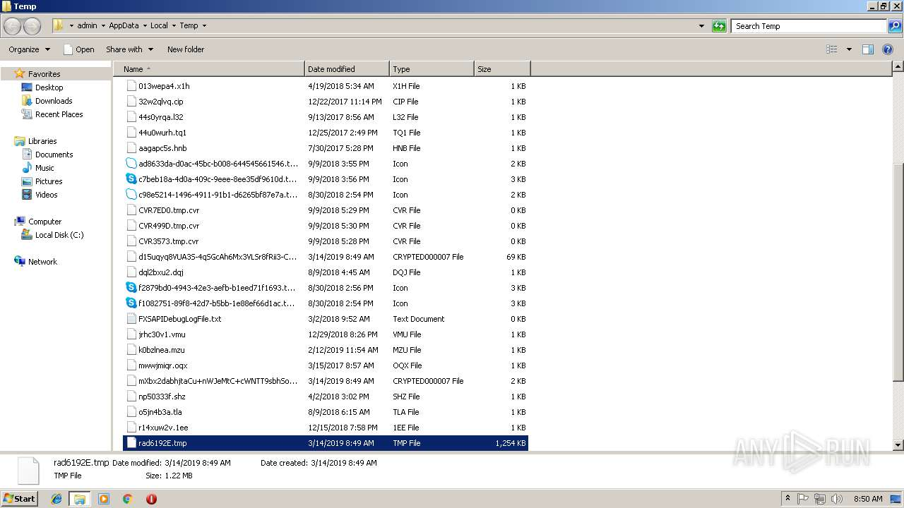 Screenshot of bc606f2f87a87d5735e9afa9a2d855f9b10cf0b96e43cd82a09ef556bd41562a taken from 83684 ms from task started