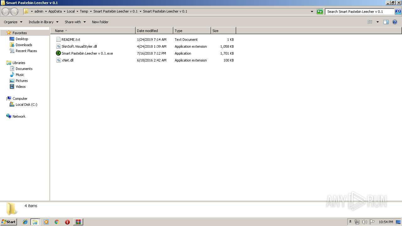 Screenshot of 09b736c564526a7759b62cb54bc18303cdb0241ef52cb65f5c37c9169a694a7a taken from 26664 ms from task started
