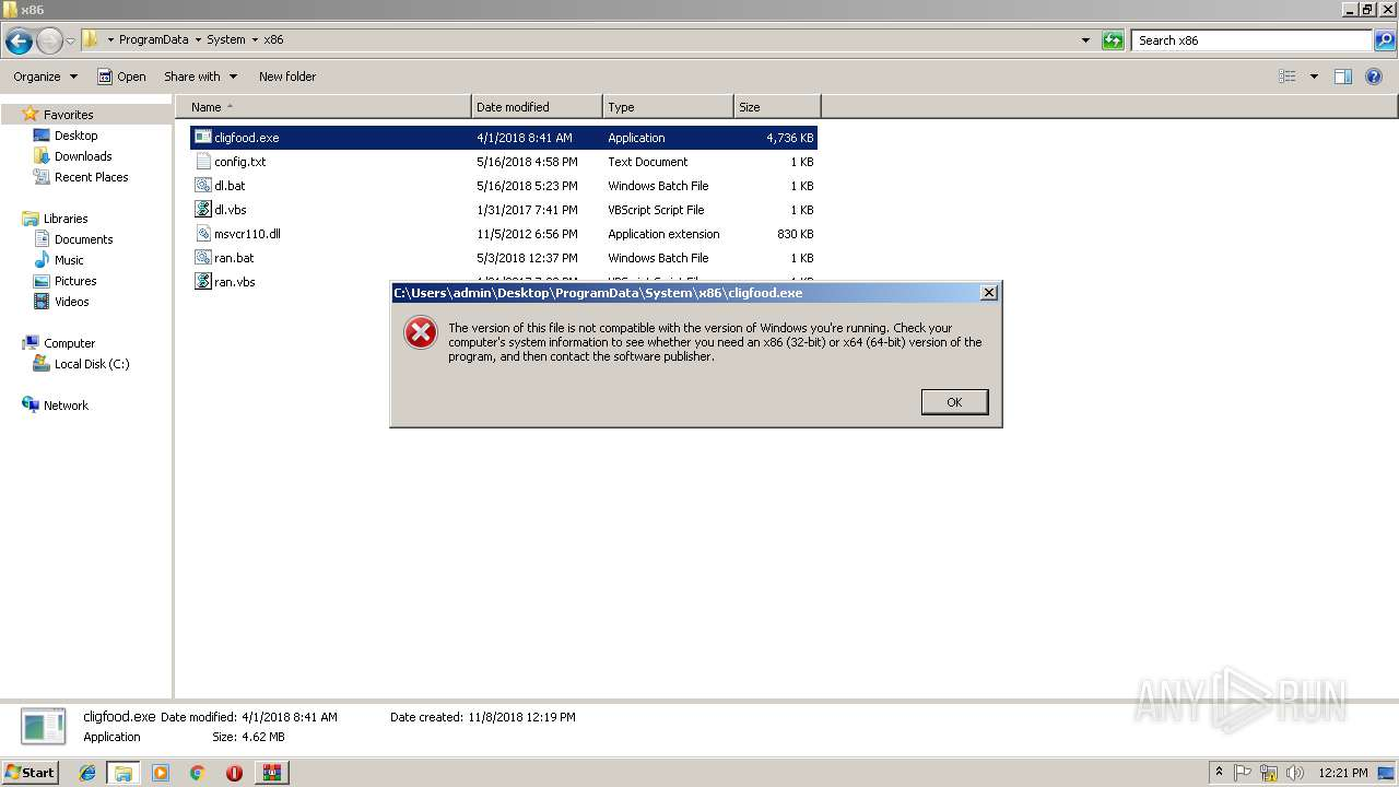 Screenshot of db9fadb36630ed9e37f1394bee68e1ddf9e56e910cb674247d603a322dc4344e taken from 134345 ms from task started