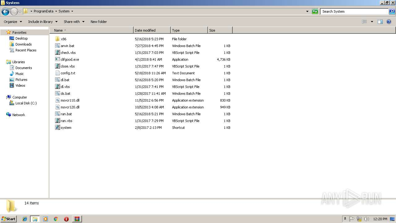 Screenshot of db9fadb36630ed9e37f1394bee68e1ddf9e56e910cb674247d603a322dc4344e taken from 122213 ms from task started