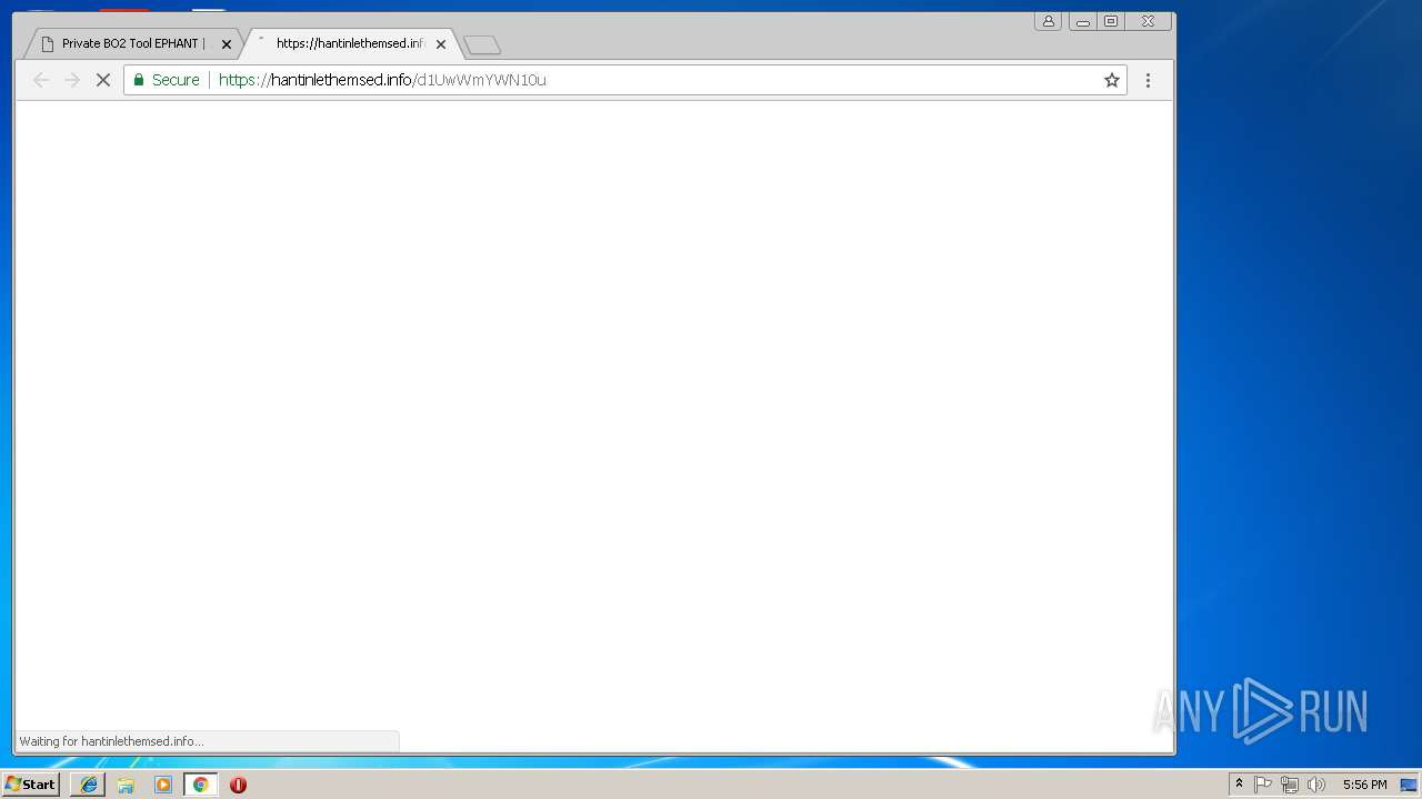 Screenshot of ef78ee1e1f15857de6687d78fbe44a4a84aa6b82ef1d4112f1a4b908d9a238be taken from 85741 ms from task started