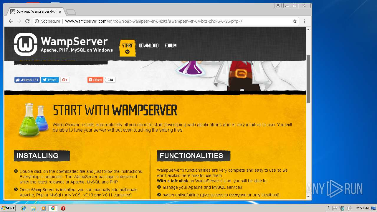 http://www wampserver com/en/download-wampserver-64bits