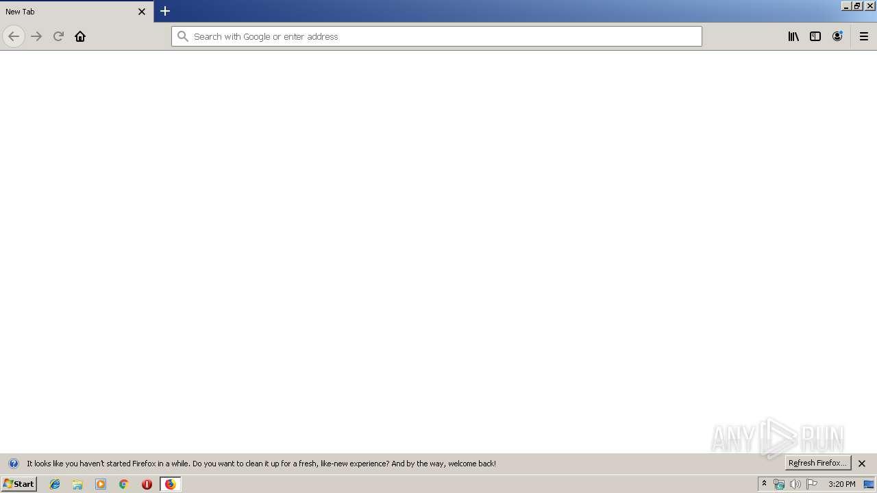 Screenshot of beffdfcffafd26836f717d19c78daa49015ec2fb74d373da72cb00770f5ca809 taken from 35846 ms from task started