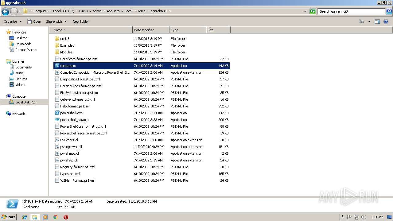 Screenshot of b84e2524f59f318d5f8bd01b4ccc38fbd691f382873892d5304d760faf0064c7 taken from 179595 ms from task started