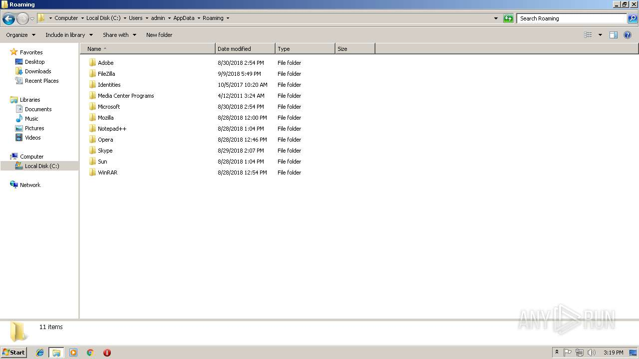 Screenshot of b84e2524f59f318d5f8bd01b4ccc38fbd691f382873892d5304d760faf0064c7 taken from 119953 ms from task started