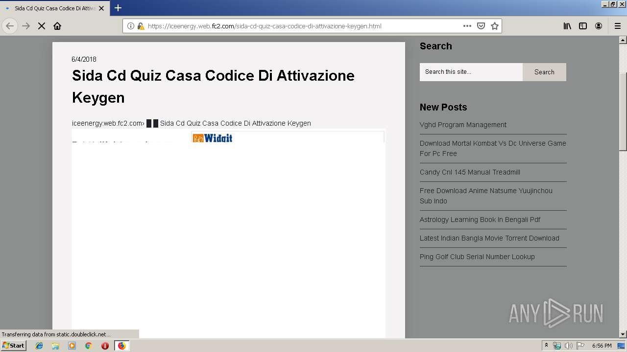 https://iceenergy web fc2 com/sida-cd-quiz-casa-codice-di