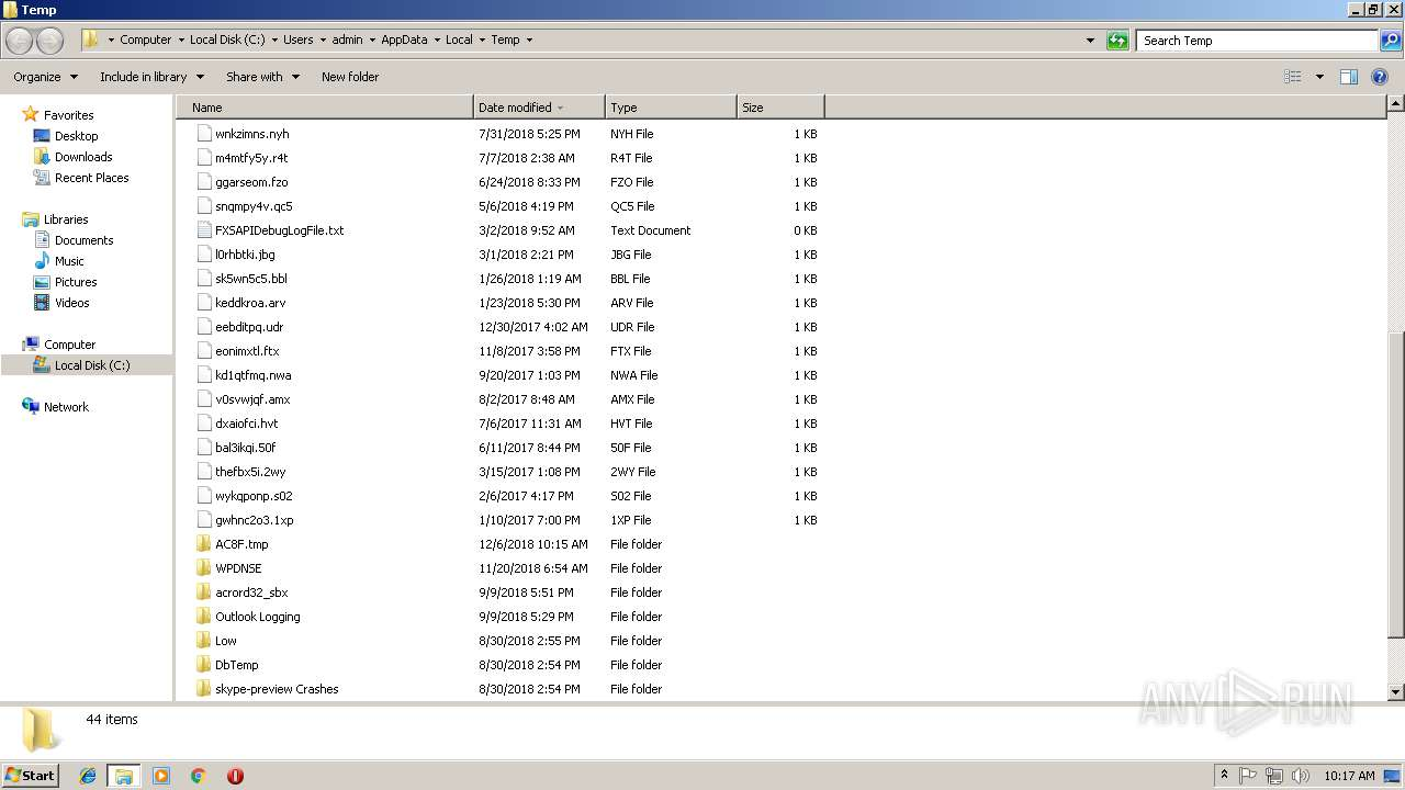 Screenshot of 92b2868faf705742cd341439e278835b0f6bc0d43009becdf614e897f491f0a8 taken from 116773 ms from task started