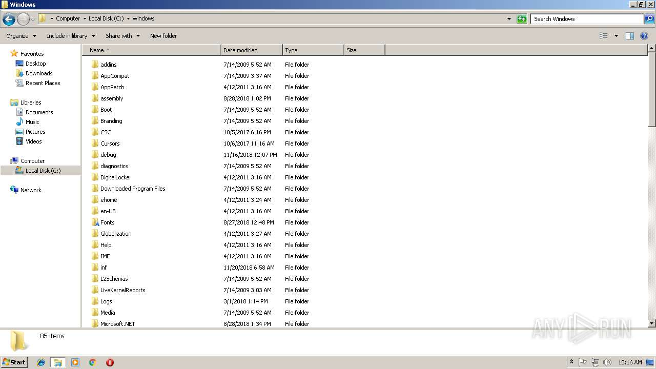 Screenshot of 92b2868faf705742cd341439e278835b0f6bc0d43009becdf614e897f491f0a8 taken from 69357 ms from task started