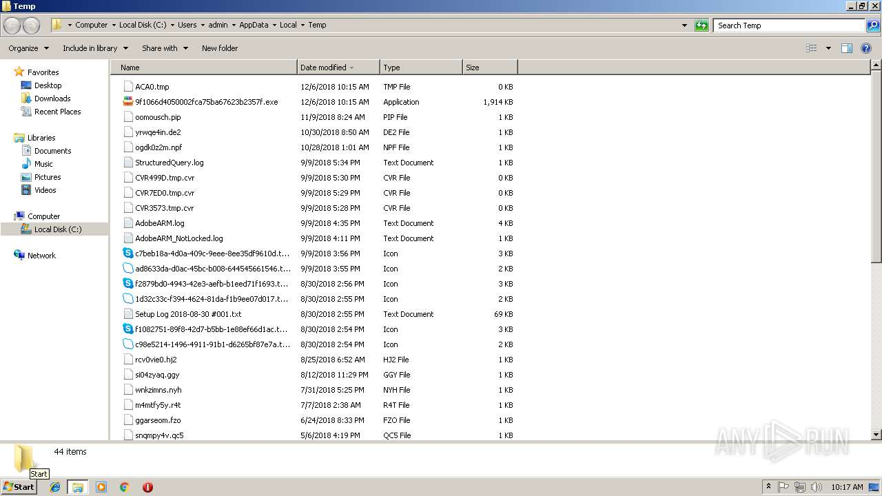 Screenshot of 92b2868faf705742cd341439e278835b0f6bc0d43009becdf614e897f491f0a8 taken from 114750 ms from task started