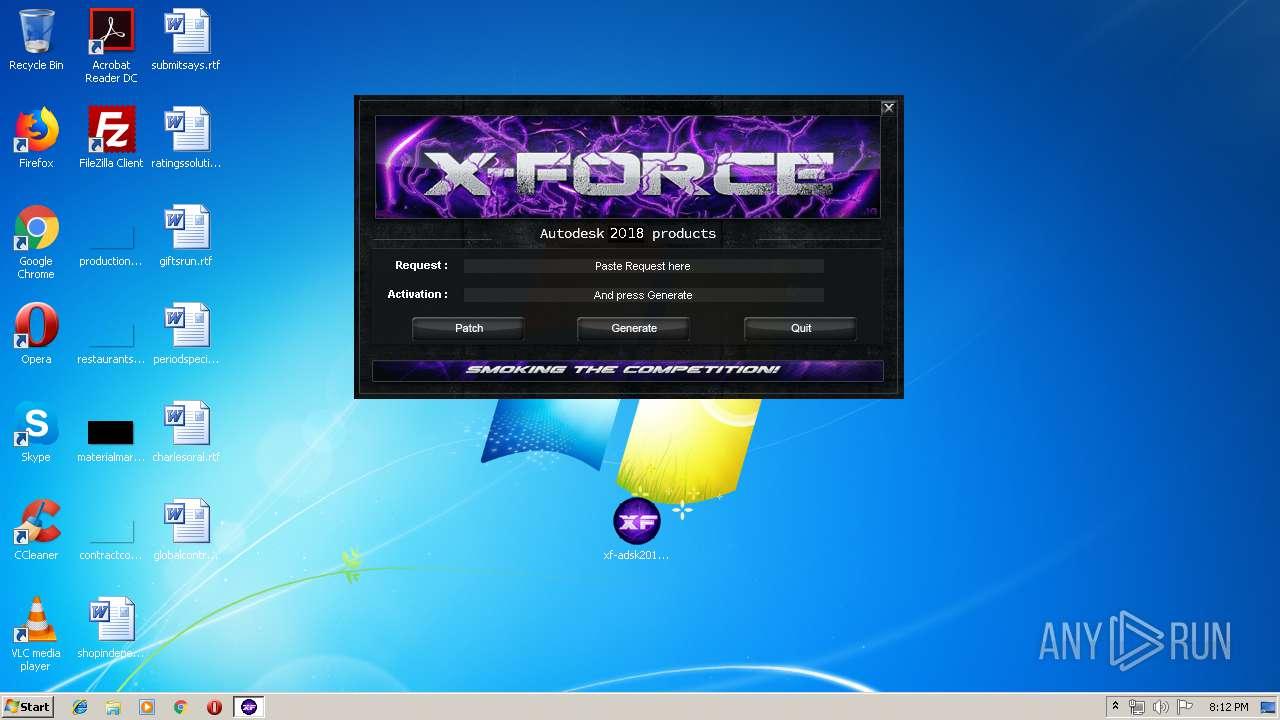 xforce keygen xf-adsk2018_x64