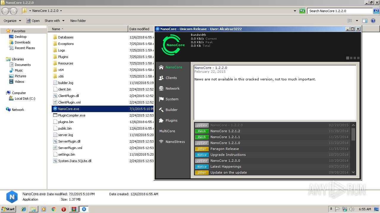 Screenshot of cd9b3888cb65067d32581e84ca37f0cc205e4414dee66ef9f6d10a15933d72cf taken from 36473 ms from task started