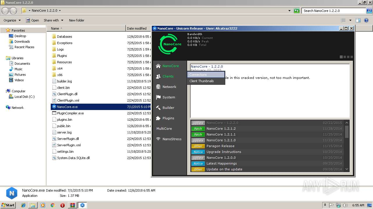 Screenshot of cd9b3888cb65067d32581e84ca37f0cc205e4414dee66ef9f6d10a15933d72cf taken from 54714 ms from task started