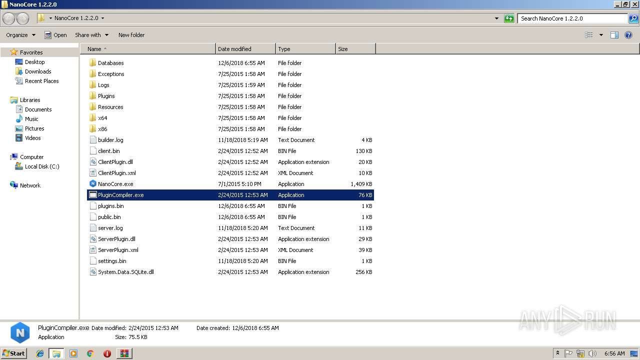 Screenshot of cd9b3888cb65067d32581e84ca37f0cc205e4414dee66ef9f6d10a15933d72cf taken from 113473 ms from task started