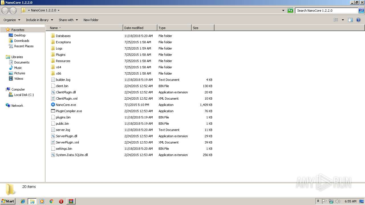 Screenshot of cd9b3888cb65067d32581e84ca37f0cc205e4414dee66ef9f6d10a15933d72cf taken from 29433 ms from task started