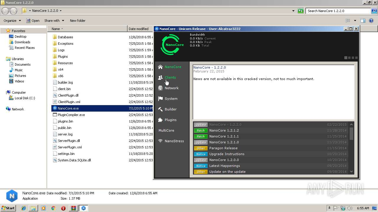 Screenshot of cd9b3888cb65067d32581e84ca37f0cc205e4414dee66ef9f6d10a15933d72cf taken from 49647 ms from task started