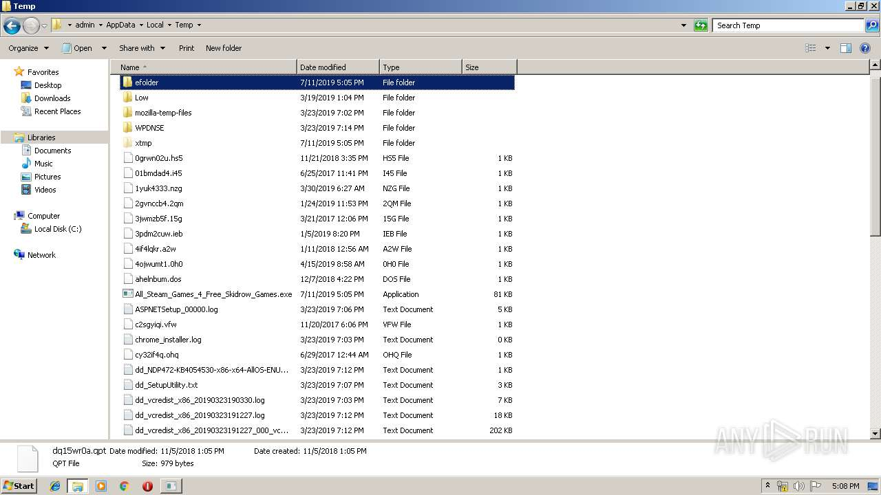 Screenshot of 9948315750fc4307f9b488bba9c87e61d36309c68100f868bbfec0fc860ee300 taken from 203194 ms from task started