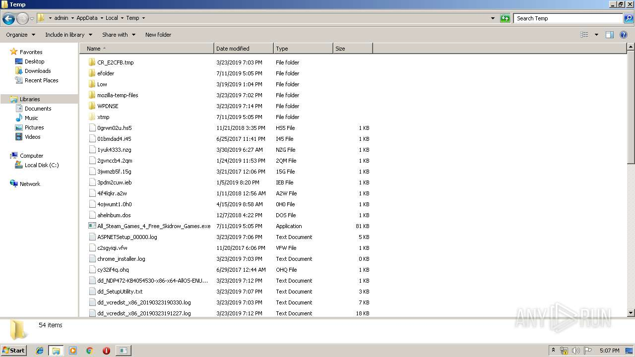 Screenshot of 9948315750fc4307f9b488bba9c87e61d36309c68100f868bbfec0fc860ee300 taken from 114998 ms from task started