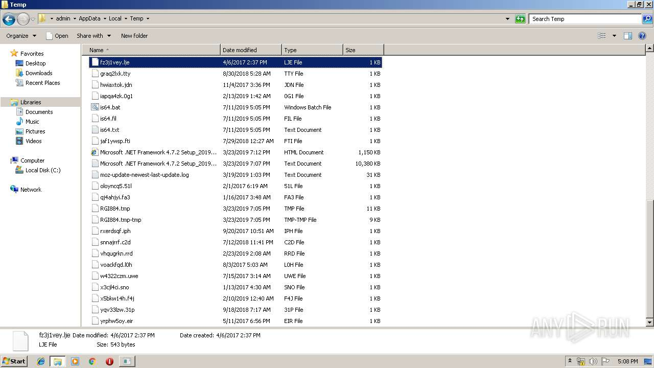 Screenshot of 9948315750fc4307f9b488bba9c87e61d36309c68100f868bbfec0fc860ee300 taken from 201172 ms from task started